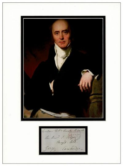 Charles Grey Autograph Signed Display